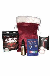 Naughty Christmas Stocking