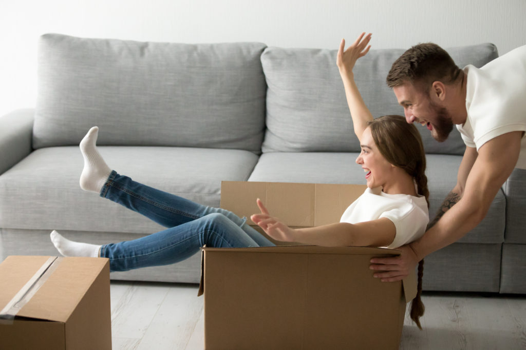 move in with your boyfriend