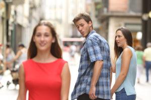 cheating BF